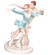 Фарфоровая статуэтка «Ледовые грезы»