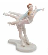 Фарфоровая статуэтка «Фигурное катание»
