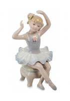 Фарфоровая статуэтка «Маленькая Балерина»