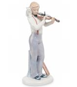 Фарфоровая статуэтка «Скрипач»