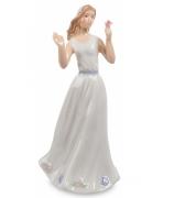 Фарфоровая статуэтка «Девушка»