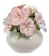 Фарфоровая статуэтка «Весенние цветы»