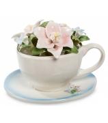 Цветочная чашка «Весеннее настроение»
