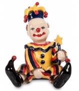 Фарфоровая статуэтка «Клоун»