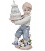 Фарфоровая статуэтка «Именинник»