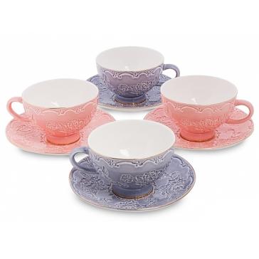 Чайный набор на 4 персоны «Дольче Луиза»