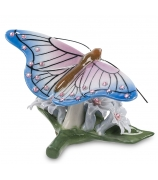 Фарфоровая статуэтка «Бабочка»