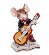 Статуэтка «Мышонок-музыкант»