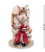 Фарфоровая статуэтка «Мышка Королева»
