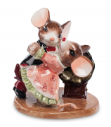 Статуэтка «Танцующие мышата»
