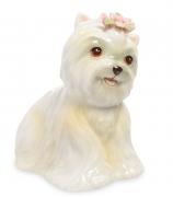 Фарфоровая статуэтка собаки «Милашка»