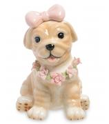 Фарфоровая статуэтка собаки «Малышка»