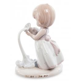 Фарфоровая статуэтка «Знак Зодиака — Водолей»