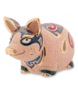 Фарфоровая статуэтка «Символ 2019 года — Свинья»