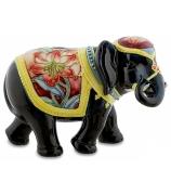 Фарфоровая статуэтка «Индийский слон»