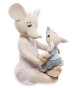 Фарфоровая фигурка «Мама Мышка с Мышонком»