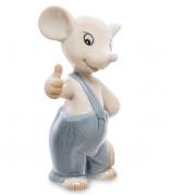 Фарфоровая фигурка мышонка «Всё будет классно!»
