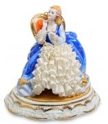Фарфоровая статуэтка «Леди Шарлотта»