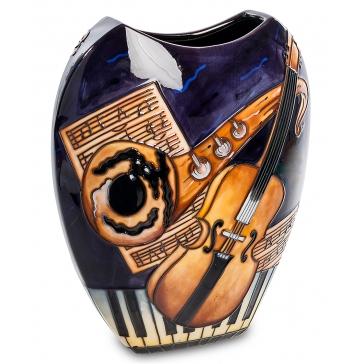 Фарфоровая ваза для цветов «Маэстро»