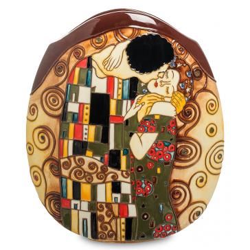Фарфоровая ваза для цветов «Поцелуй»