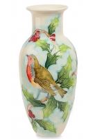 Ваза для цветов «Птица на ветке»