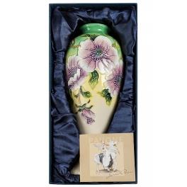 Фарфоровая ваза для цветов «Камелия»