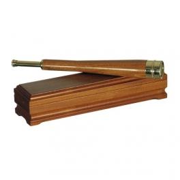 Подзорная труба «Невская» в деревянной подарочной шкатулке