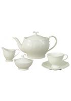 Чайный сервиз «Слоновая кость»