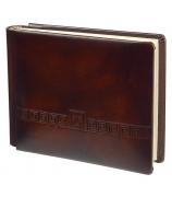 Кожаный фотоальбом «AUREA»