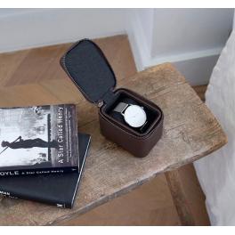 Дорожная шкатулка для хранения 1-х часов, производство Англия