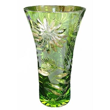 Хрустальная ваза для цветов «Segur», производство Франция