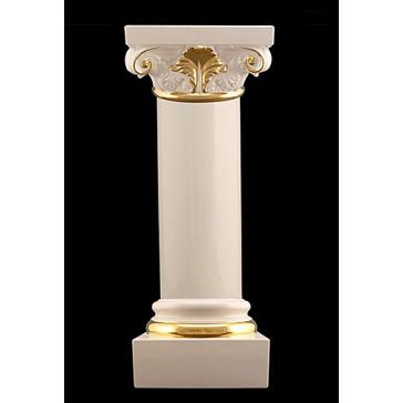 Красивая колонна из керамики «Афины», высота 90 см