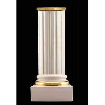 Интерьерная колонна «ELIDE», высота 74 см