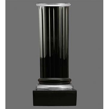 Интерьерная колонна из керамики «ELIDE», высота 74 см