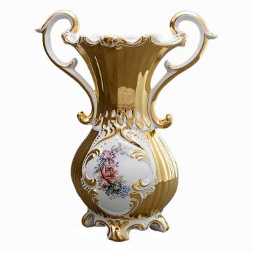 Настольная ваза для цветов «Барокко — Букет», материал: керамика