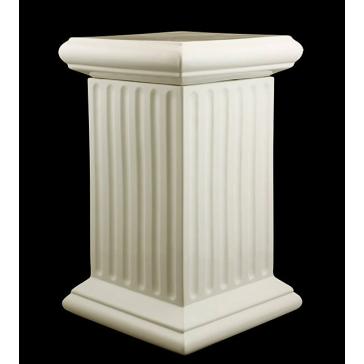 Интерьерная колонна «DIAMANTE», 37х37х58 см