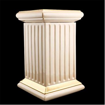 Интерьерная колонна-подставка «DIAMANTE», высота 58 см