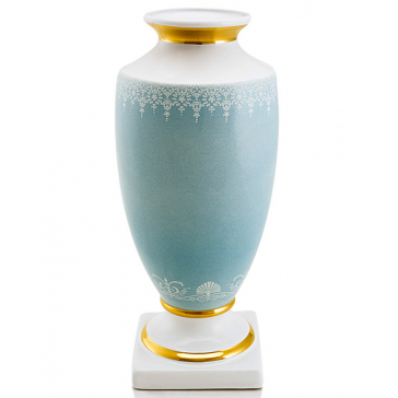 Настольная ваза из керамики «Диана», высота 36 см