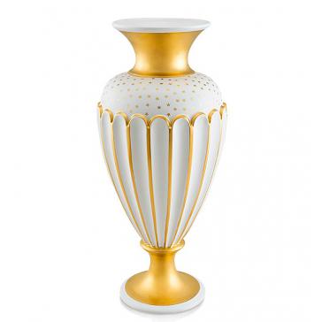 Изящная ваза из керамики «Афины», производство Италия