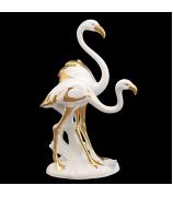 Статуэтка «Пара фламинго»