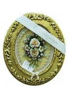 Панно — медальон «Букет»