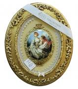 Настенный медальон «Романтическое свидание»