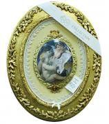 Медальон «Рисующие ангелы»