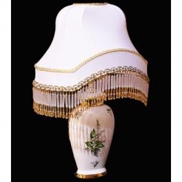 Настольная лампа «Ландыши», Италия