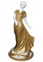 Фарфоровая статуэтка «Милана»