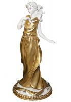 Фарфоровая статуэтка «Диана»