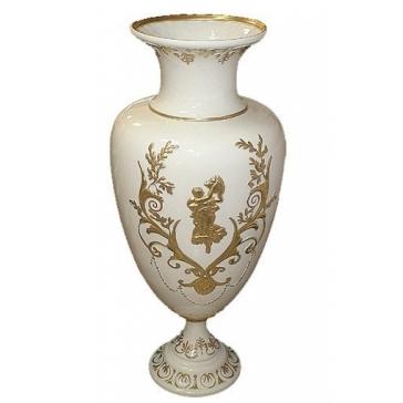 Напольная ваза из фарфора «Вена», Италия