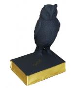 Статуэтка «Сова на книге»