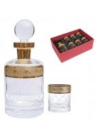 Набор для виски «Whisky»: графин и 6 бокалов