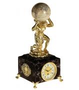Настольные часы «Земной шар»